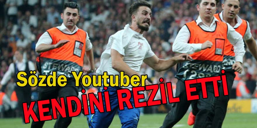 Kendini Rezil Eden Youtuber