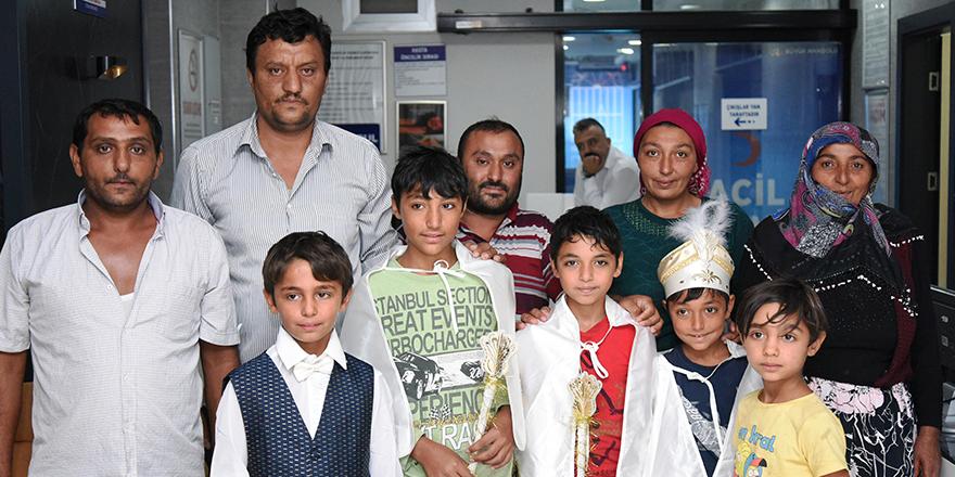 Belediye 200 Çocuğu Sünnet Ettiriyor