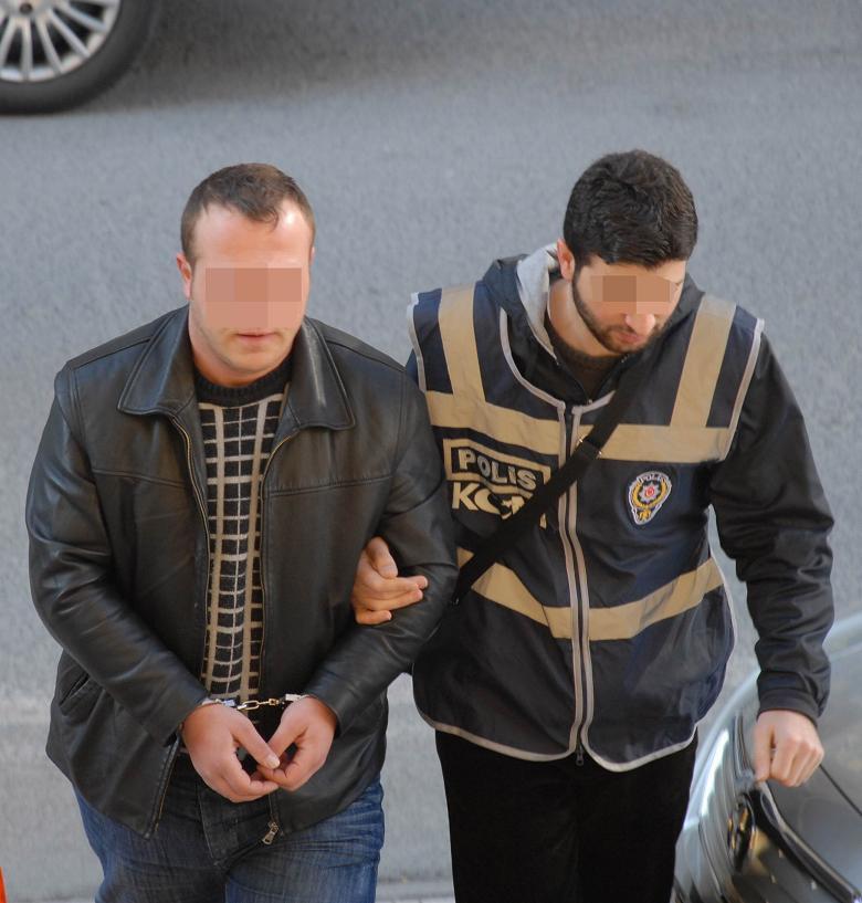Samsun'da Sahte dolar ile yakalandı