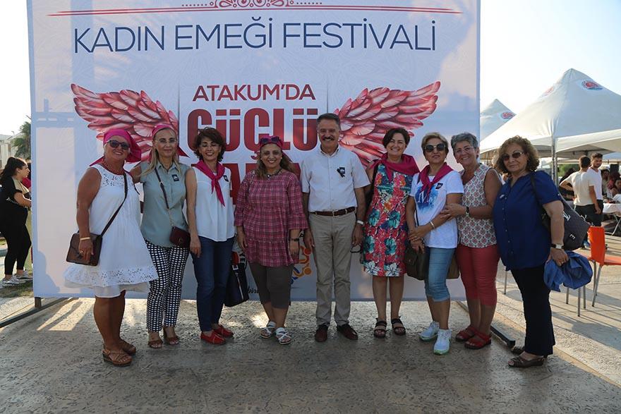"""""""Kadın Emeği  Festivali"""" başladı"""