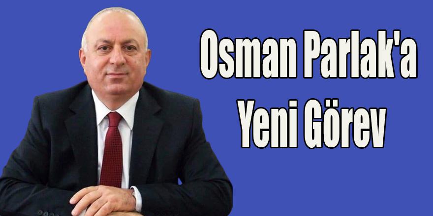 Osman Parlak'a Yeni Görev
