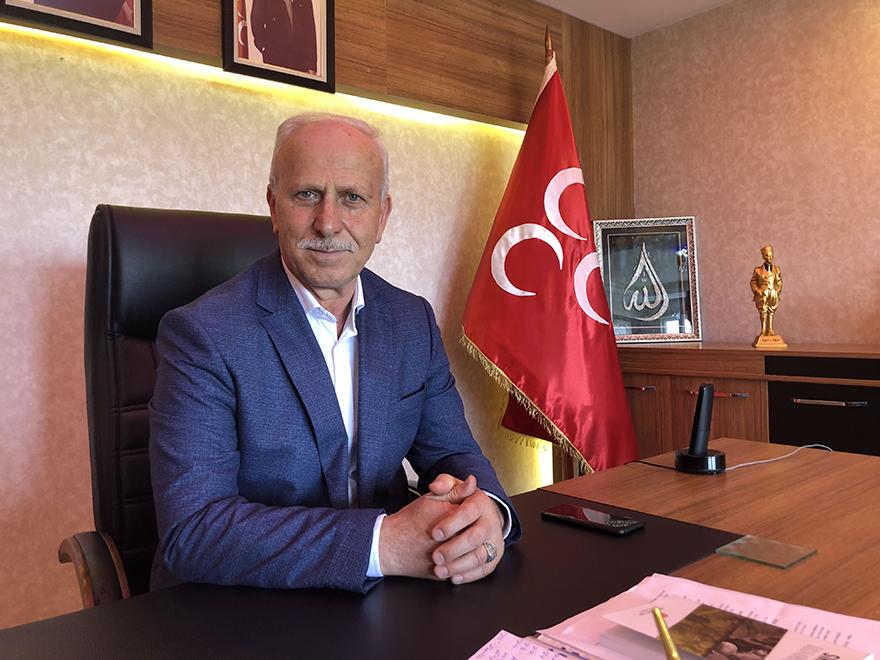 """Abdullah Karapıçak """"30 Ağustos Zafer Bayramı Mesajı"""""""