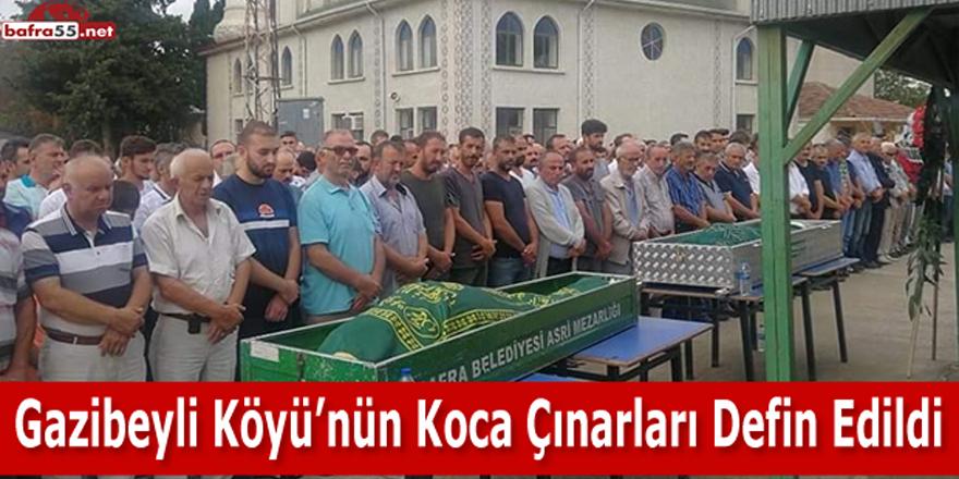Hacı Ahmet Kocatepe ve Hakkı Bayrak Ebediyete Uğurlandı
