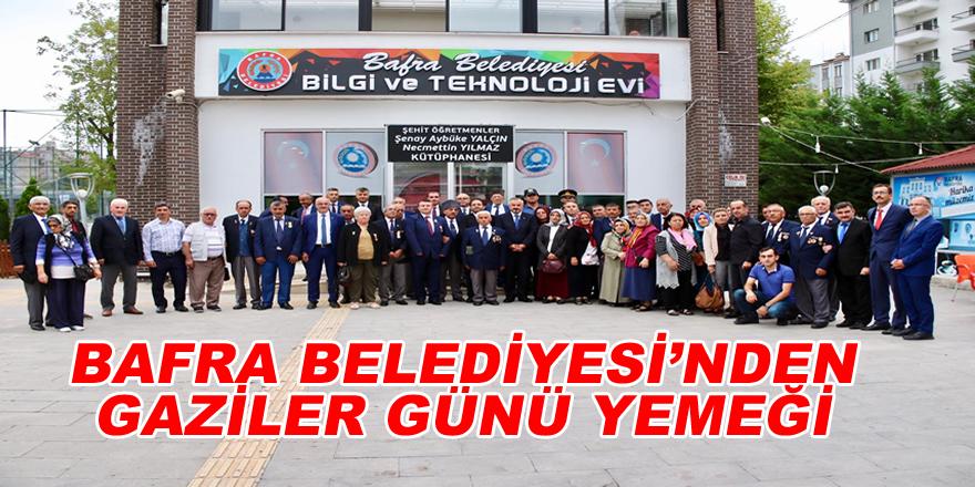 """Başkan Kılıç:""""Gazilerimize Vefa Borcumuz Var"""""""