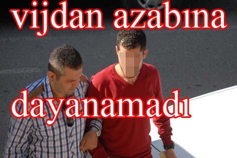 CİNAYET SİLAHINI POLİSE TESLİM ETTİ