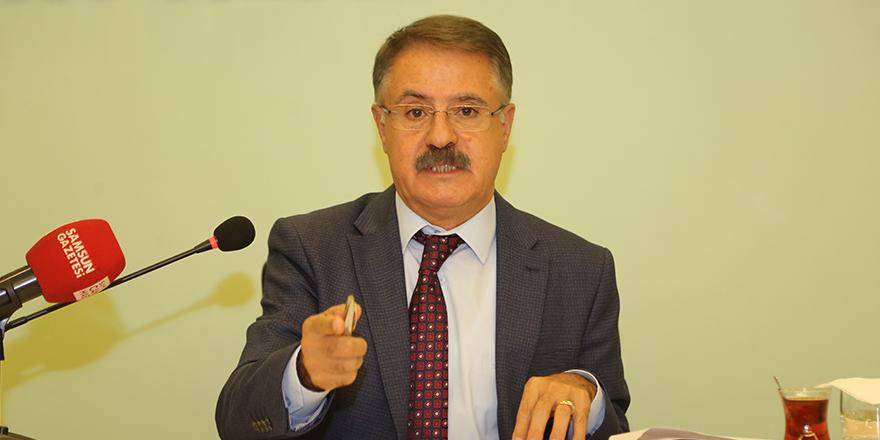 Atakum Belediye Meclisi Ekim Ayı Toplantısı