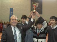 2012-2013 Okul Sporları Ödül Töreni