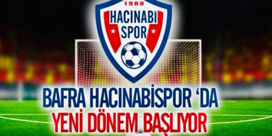 BAFRA HACINABİSPOR' DA YENİ YÖNETİM KURULU BELLİ OLDU !