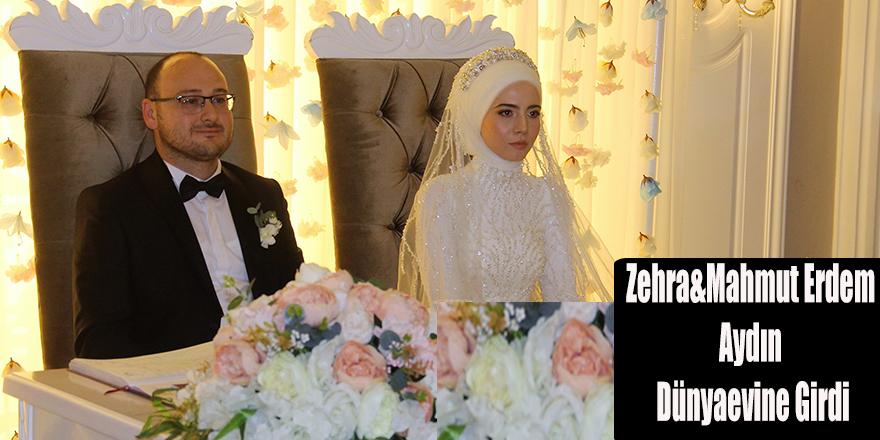 Zehra&Mahmut Erdem Aydın Dünyaevine Girdi