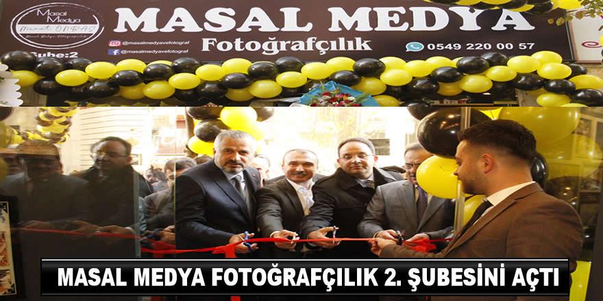 Masal Medya Fotoğrafçılık 2. Şubesini Açtı