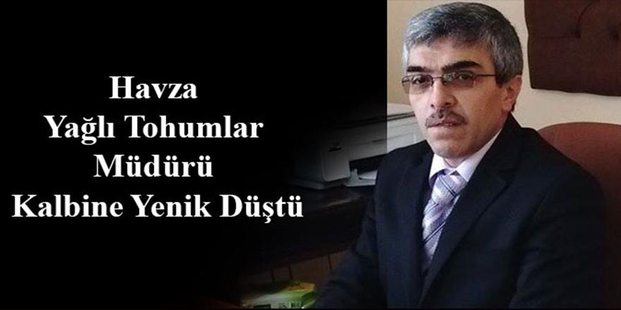 Yağlı Tohumlar Müdürü Mustafa Akyol Kalbine Yenik Düştü