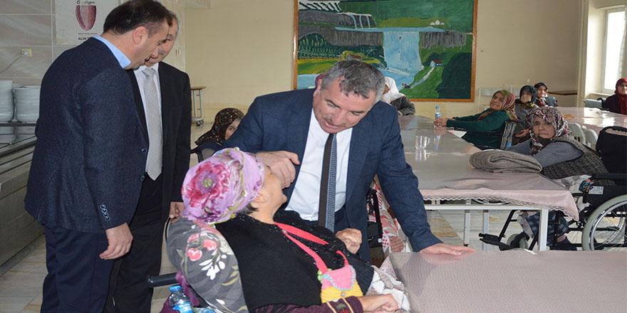 Havza'da 3 Aralık Dünya Engelliler Günü