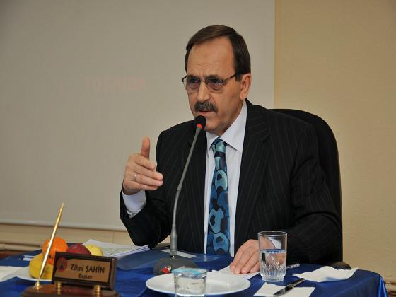 Bafra Belediye Meclisi Ocak Ayı olağan toplantısını gerçekleştirdi.