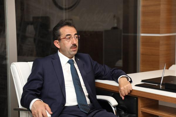 Bekir Keleş Cumhurbaşkanımızın Önderliğinde Türkiye Hak ettiği Yerde Olacak