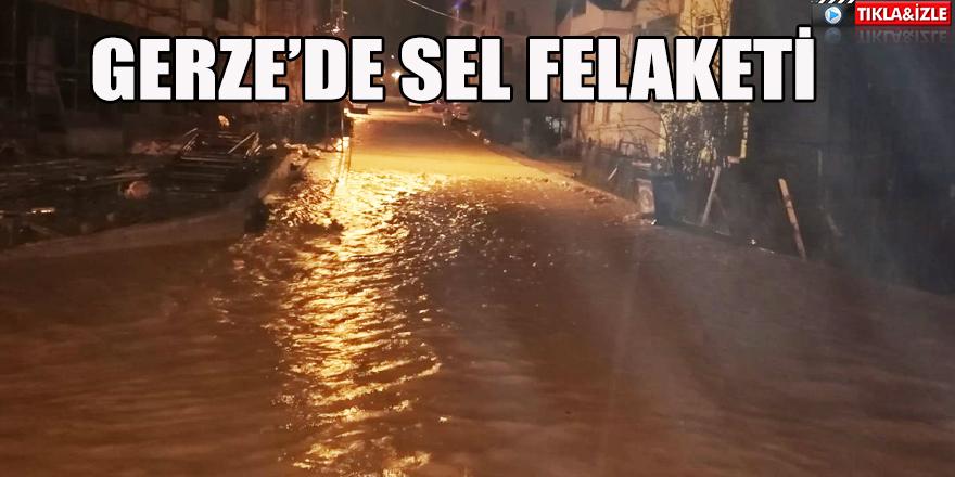 GERZE'DE SEL FELAKETİ