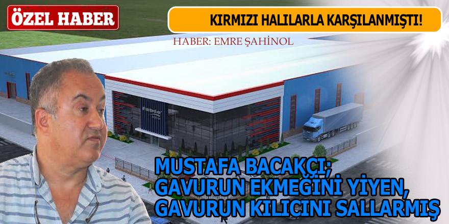 Mustafa Bacakcı: Bu Fabrika Bafra'nındı Değeri Bilinmedi