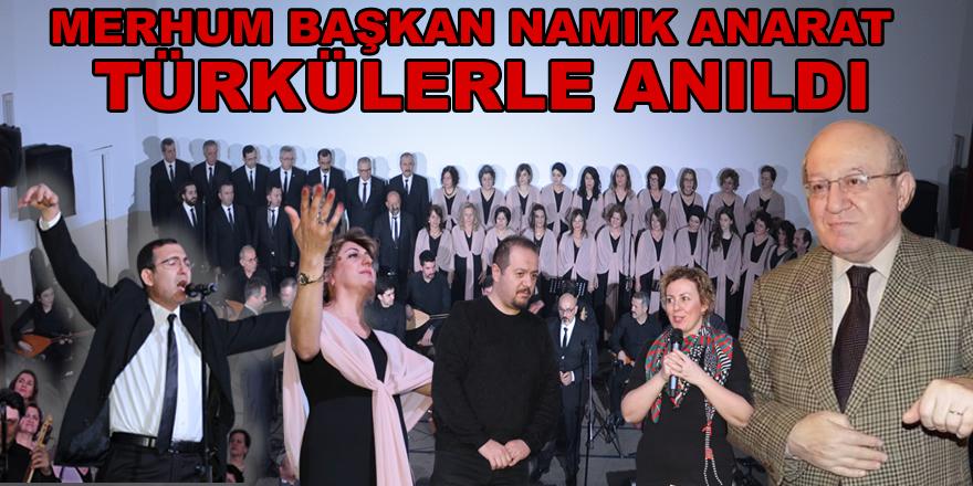 Bafra Musiki Cemiyeti'nden Yılın İlk Konseri