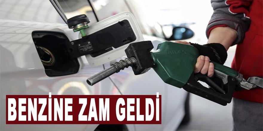 Benzine Zam Geldi!