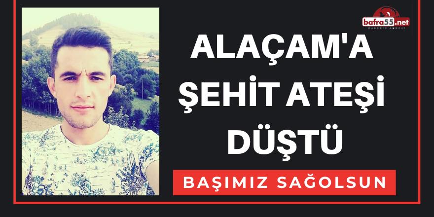 ALAÇAM'A ŞEHİT ATEŞİ DÜŞTÜ!