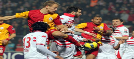 Samsunspor :2 Galatasaray :4