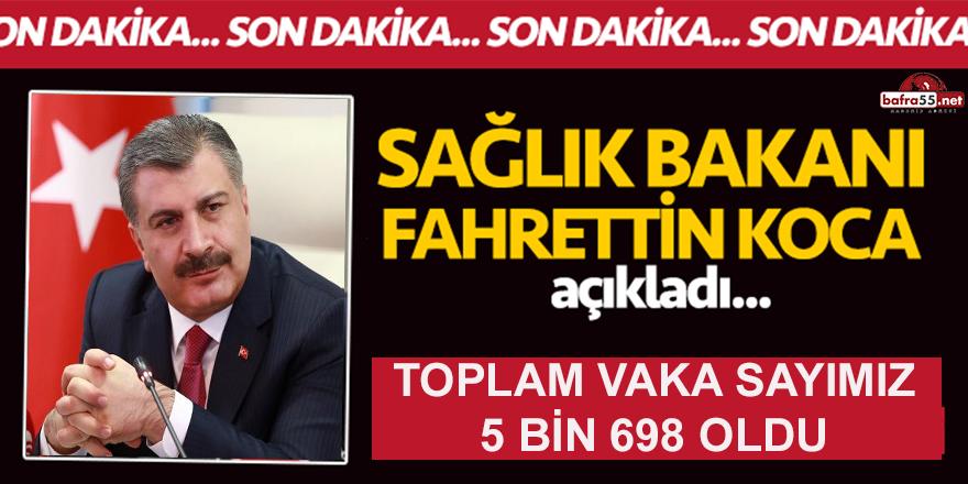 TÜRKİYE'DE CAN KAYBI 92'YE YÜKSELDİ