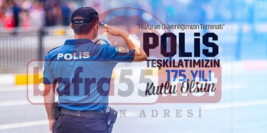 Türk Polis Teşkilatının 175. Yılı