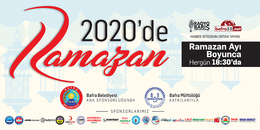 2020'DE RAMAZAN 30.GÜN