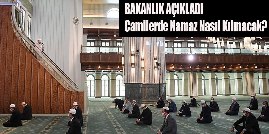 Camilerde Namaz Nasıl Kılınacak?