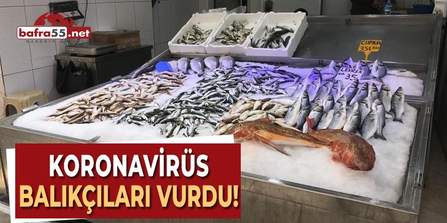 Koronavirüs Balıkçıları Vurdu!