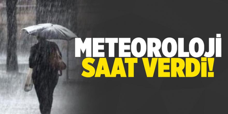 11 Haziran Perşembe Samsun hava durumu