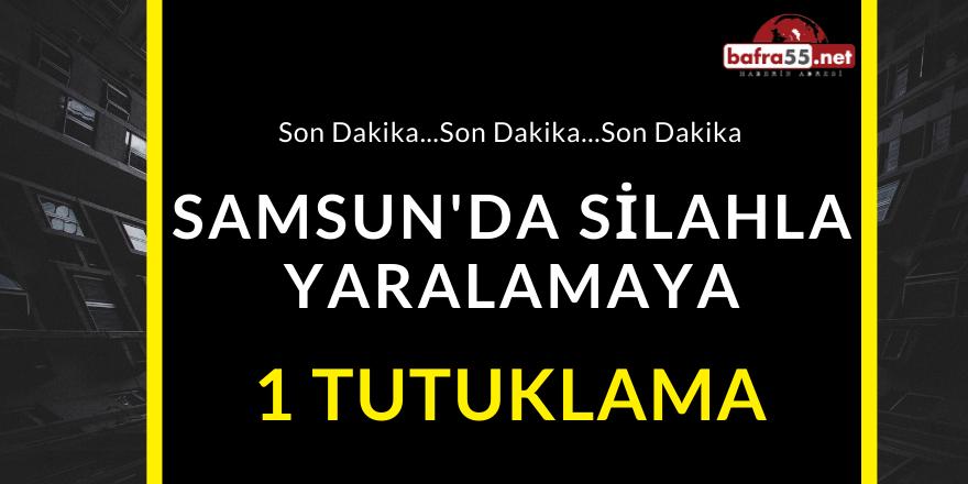 Samsun'da 1 Kişi Tutuklandı