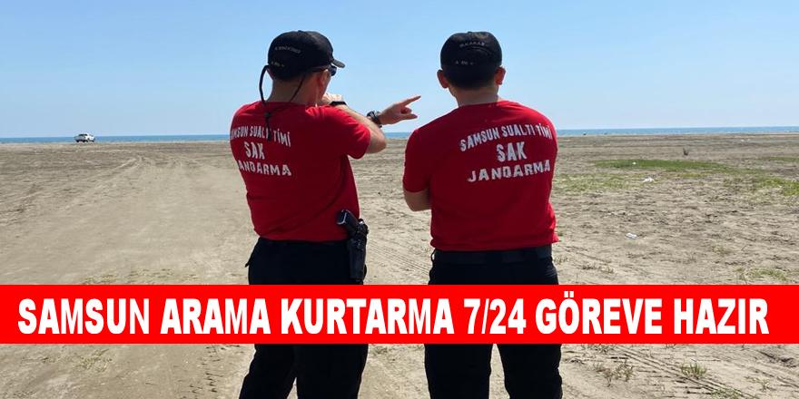 AK 7/24 GÖREVE HAZIR