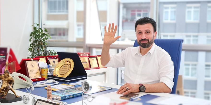 Canik Belediye Başkan Yardımcısı Aygün, Kırıkkale'ye atandı