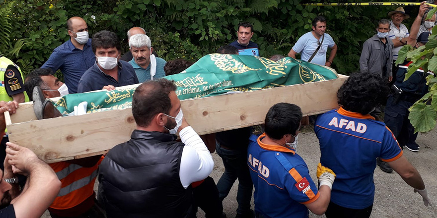 Uçan Kamyonetin Sürücüsü hayatını Kaybetti