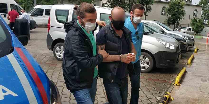 Samsun'da Kadını Silahla Yaralayan Şahıslar  Gözaltına Alındı