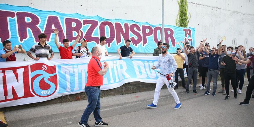 Trabzonspor İstanbul'a Uğurlandı