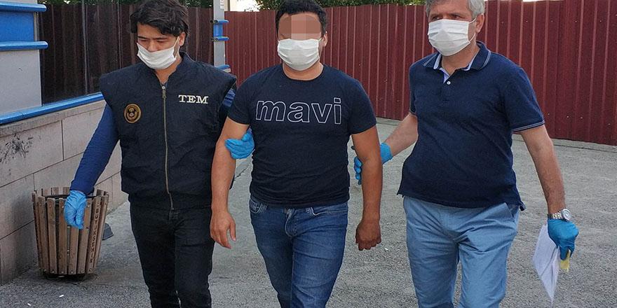 Samsun'da, FETÖ'nun askeri yapılanmasına 2 gözaltı