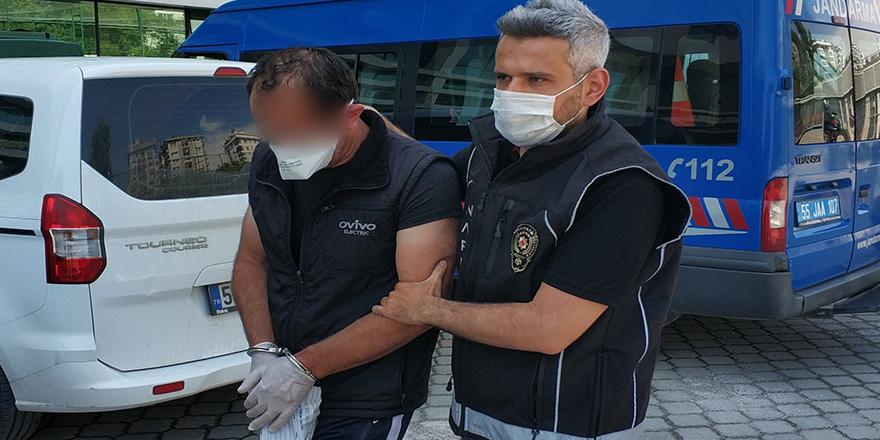 Bonzai Satan Şahıs Gözaltına Alındı