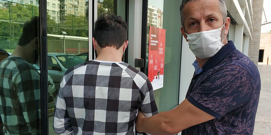 Esnafı İş yerinde vuran şahıs tutuklandı