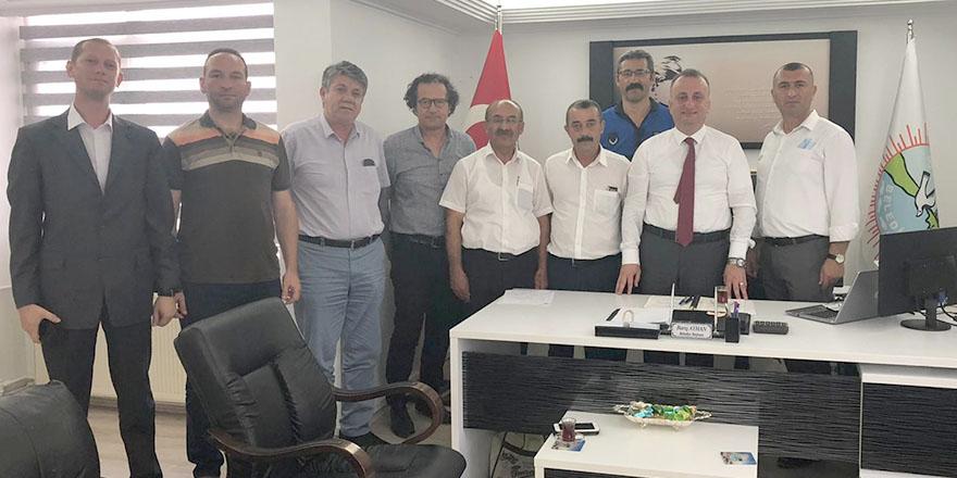 Sinop Belediyesinde Sözleşme Sevinci