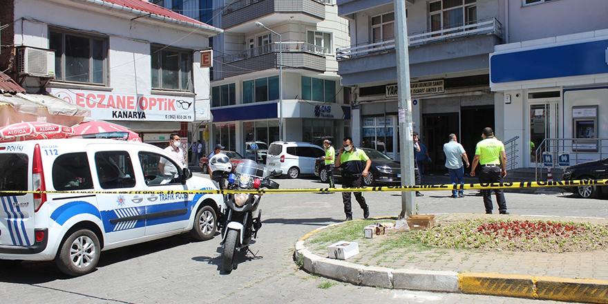 Çarşamba'da Silahlı Saldırı 1 Ölü