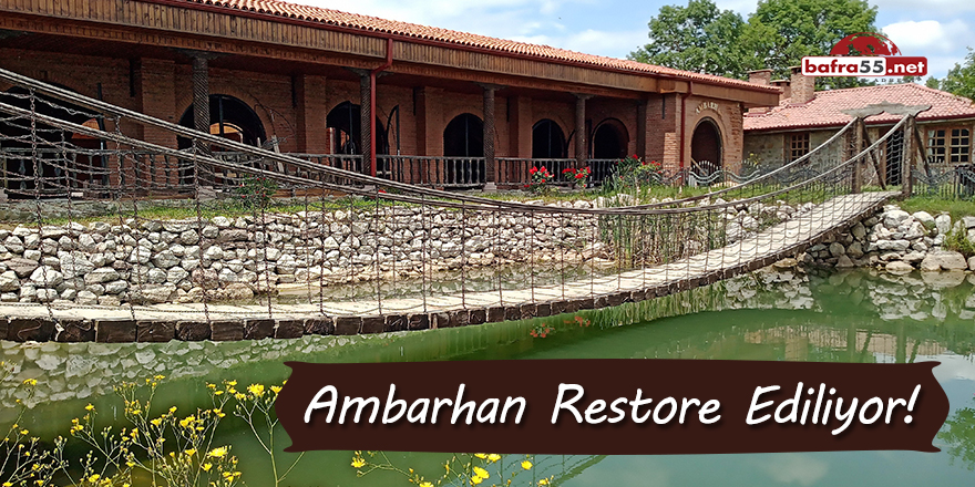 Ambarhan Restore Ediliyor!