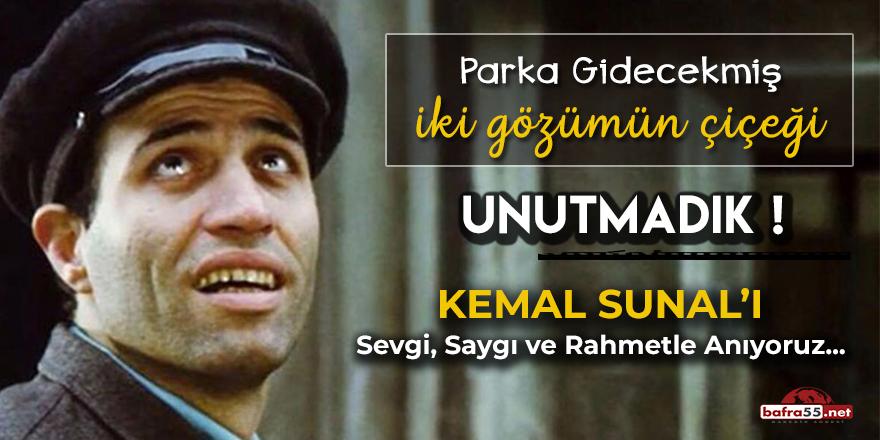 Kemal Sunal'ın 20'nci Ölüm Yıldönümü