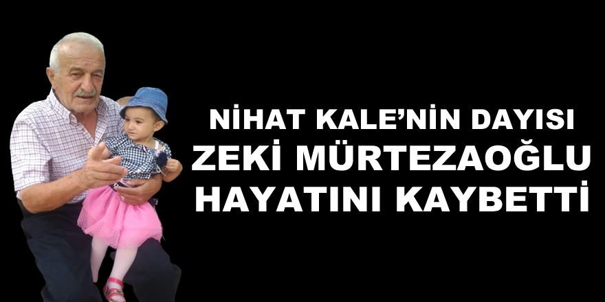 Zeki Mürtezaoğlu vefat etti
