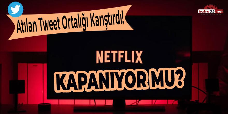 Netflix Kapanıyor mu?