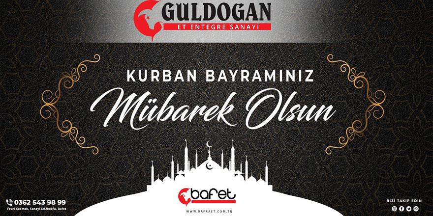 Güldoğan Et Entegre Kurban Bayramını Tebrik Eder