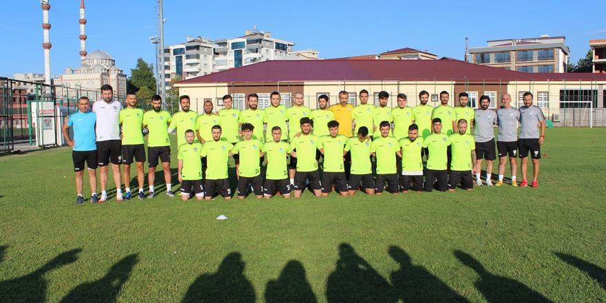 Çarşambaspor sezonu açtı