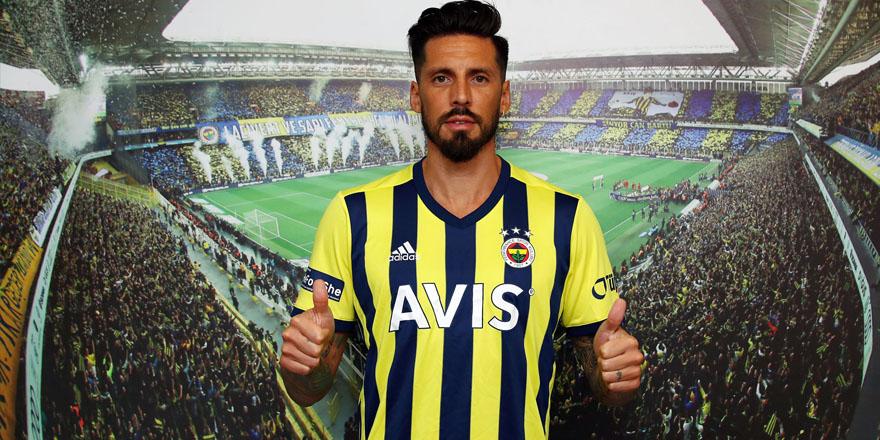 Sosa Fenerbahçede