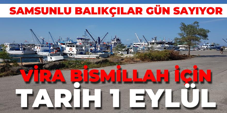 Dereköy Balıkçıları Hazırlıklarını Tamamladı 1 Eylül'ü Bekliyor