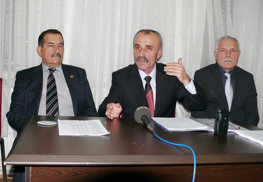 Hamdi Yıldız, MHP Bafra ilçe Başkanlığına adaylığını açıkladı